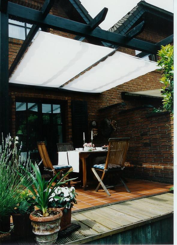 rechtecksonnensegel 270x140 cm sonnenschutz in seilspanntechnik sonnensegel terrassen. Black Bedroom Furniture Sets. Home Design Ideas