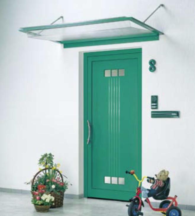 vordach versco ma3 alu aluminium acrylglas vordach f r haust ren. Black Bedroom Furniture Sets. Home Design Ideas