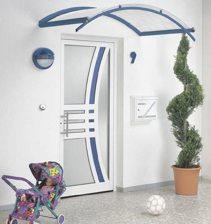 Marvelous Vordach Versco «Rohrdach RD01» Vordach Für Haustüren