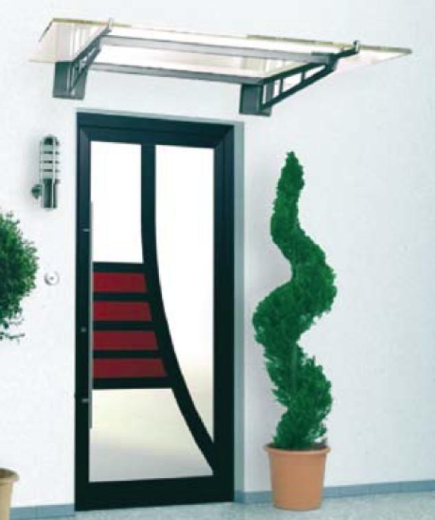 Vordach Versco «Techno VSG» Vordach Für Haustüren