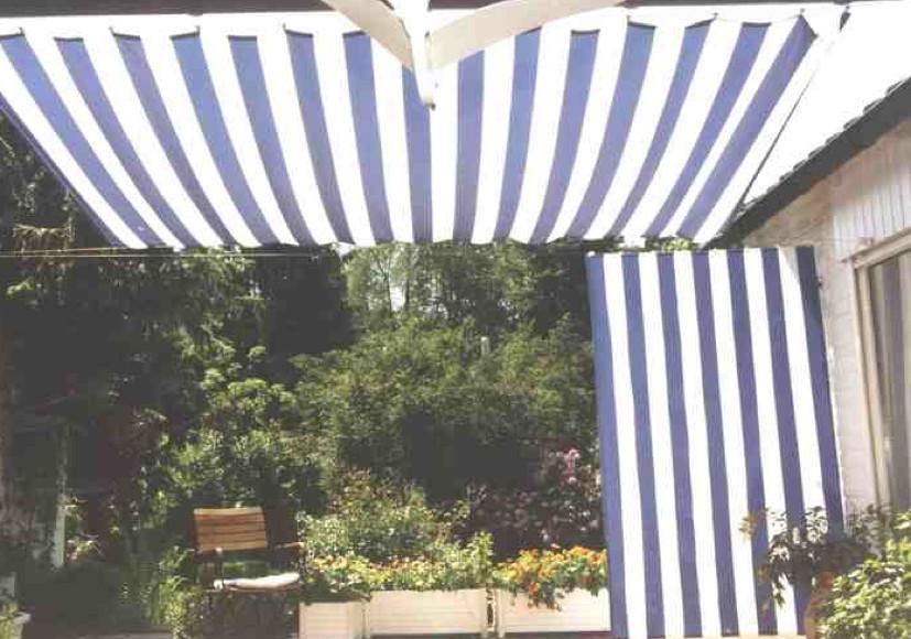 sonnensegel 330x200 cm sonnenschutz in seilspanntechnik. Black Bedroom Furniture Sets. Home Design Ideas